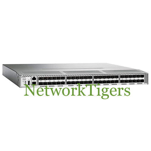 Cisco DS-C9148S-12PK9 MDS 9100 Series 12x 16 Gigabit (Enabled) SFP+ Switch