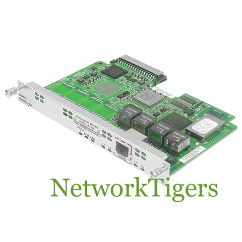Cisco EHWIC-4SHDSL-EA ISR 1900 Series Four-Pair G.SHDSL EHWIC