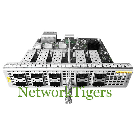 Cisco EPA-10X10GE ASR 1000 Series 10x 10 Gigabit SFP+ Router Port Adapter