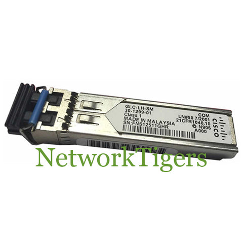 Cisco GLC-LH-SM Single/Multi Mode Transceiver Module Gigabit SFP