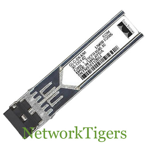 Cisco GLC-SX-MM 1 Gigabit BASE-SX (without DOM) SFP Optical Transceiver