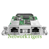 Cisco HWIC-2FE HWIC Interface 2x Fast Ethernet RJ-45 Router WAN Card
