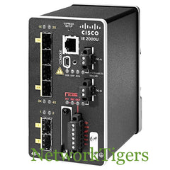 Cisco IE-2000-4TS-G-B IE 2000 4x Fast Ethernet RJ-45 2x 1G SFP LAN Base Switch