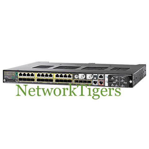 Cisco IE-5000-12S12P-10G IE 5000 12x GE 12x 1G SFP 4x 10G SFP+ LAN Base Switch - NetworkTigers