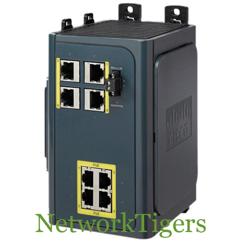 Cisco IEM-3000-4PC-4TC IE 3000 Series 4x FE PoE 4x FE Switch Module - NetworkTigers