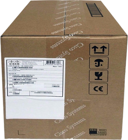 NEW Cisco IEM-3000-4PC Industrial Series 4x Fast Ethernet PoE+ Switch Module