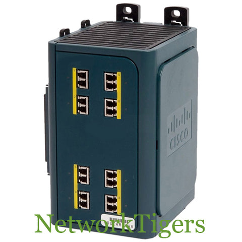 Cisco IEM-3000-8FM IE 3000 Series 8x Fast Ethernet Fiber-optic Switch Module - NetworkTigers