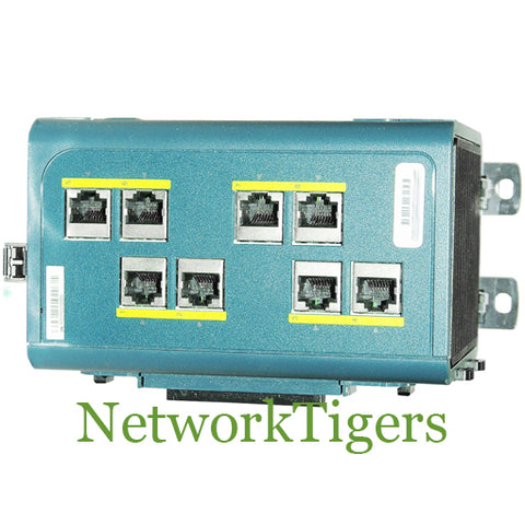 Cisco IEM-3000-8TM IE 3000 Series 8x Fast Ethernet RJ-45 Switch Module - NetworkTigers