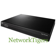 Cisco ISR4321-V/K9 4000 Series ISR 4321 UC Router Bundle - NetworkTigers