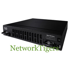 Cisco ISR4451-X/K9 4x Gigabit Ethernet 4x 1G SFP 3x NIM 2x SM Router - NetworkTigers