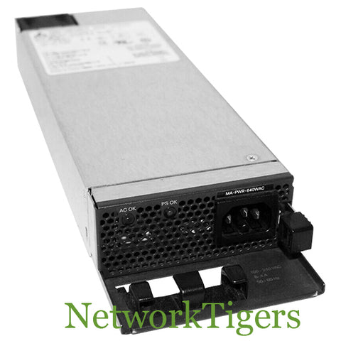 Cisco Meraki MA-PWR-640WAC 640W AC Switch Power Supply