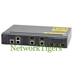 Cisco ME-3400EG-2CS-A ME 3400E 2x Gigabit Ethernet SFP 1G Combo Switch - NetworkTigers