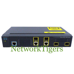 Cisco ME-3400G-2CS-A ME 3400G Series 2x Gigabit Ethernet Combo 1G SFP Switch - NetworkTigers