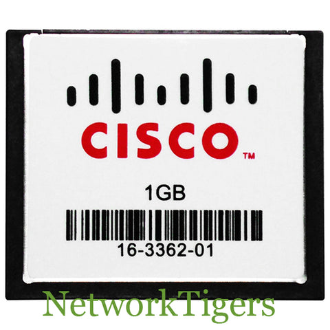 Cisco MEM-CF-1GB 1900 Series 1GB Compact Flash Router Memory - NetworkTigers