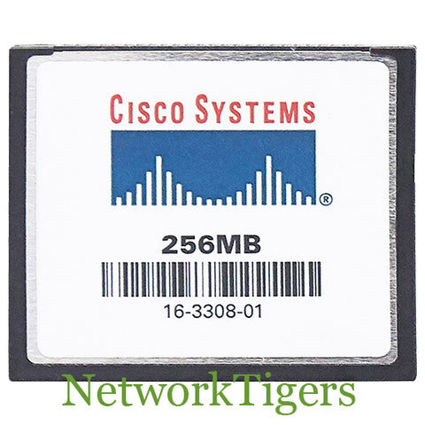 Cisco MEM-CF-256MB ISR 256MB Compact Flash Router Memory - NetworkTigers