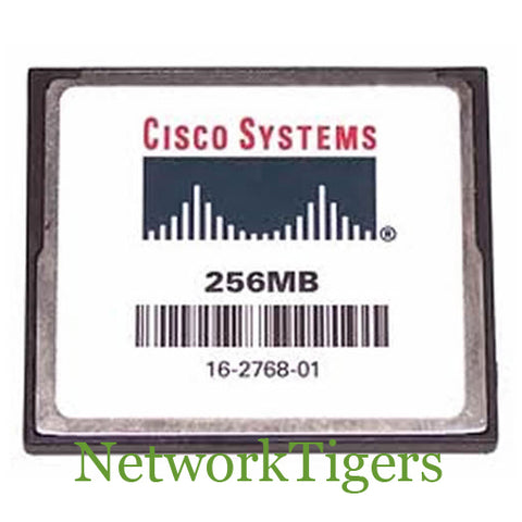 Cisco MEM-CF-256U2GB 2900 Series Flash Memory Upgrade Router - NetworkTigers