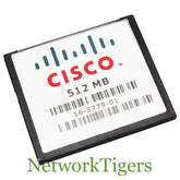 Cisco MEM-CF-512MB ISR 1900 Series 512MB Compact Flash Router Memory