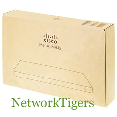 NEW Cisco MR42-HW MR Series Dual-band 802.11ac Wave 2 Unclaimed Wireless AP