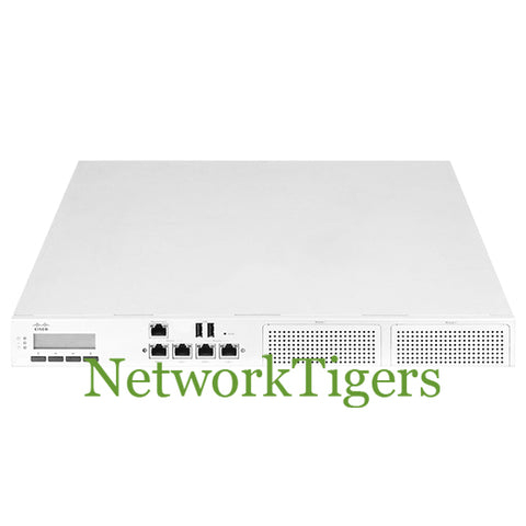 Cisco Meraki MX400-HW 1 Gbps 4x 1GB RJ-45 2x Module Slot Unclaimed Firewall
