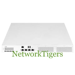 Cisco MX400-HW MX Series 4x Gigabit Ethernet 2x Slot Unclaimed Security Applianc