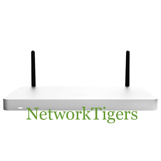Cisco MX68W-HW MX Series 2x GE WAN 10x LAN Unclaimed Firewall