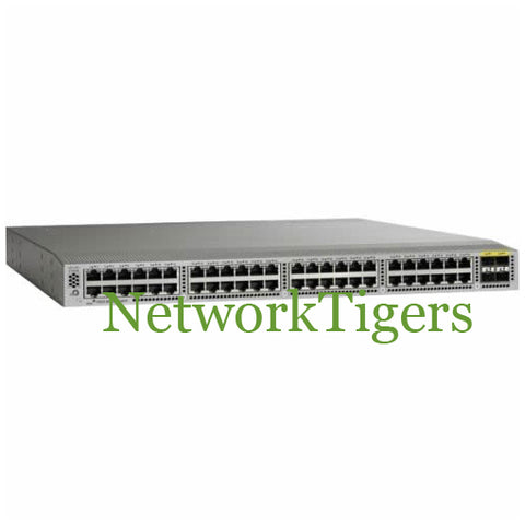 Cisco N3K-C3048TP-1GE 48x 1GB RJ-45 4x 10GB SFP+ Front-to-Back Airflow Switch