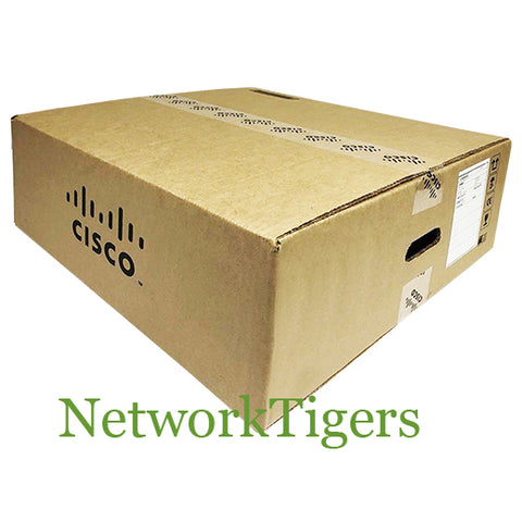 NEW Cisco N3K-C3064PQ-10GX 48x 10GB SFP+ 4x 40GB QSFP+ Front-to-Back Air Switch