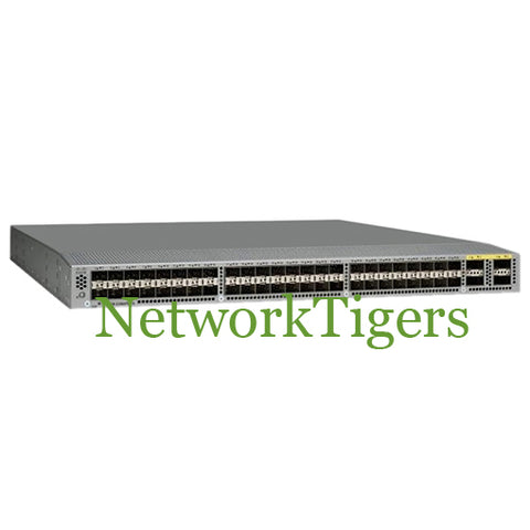 Cisco N3K-C3064TQ-10GT 48x 10GB Copper 4x 40GB QSFP+ Front-to-Back Air Switch