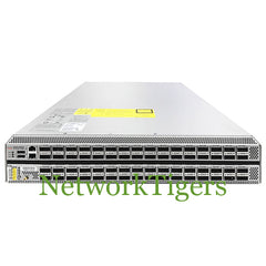 Cisco N3K-C3164Q-40GE Nexus 3100 Series 64x 40 Gigabit Ethernet QSFP+ Switch - NetworkTigers