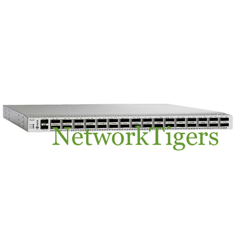 NEW Cisco N3K-C3232C 32x 100GB QSFP28 2x 10GB SFP+ Front-to-Back Airflow Switch