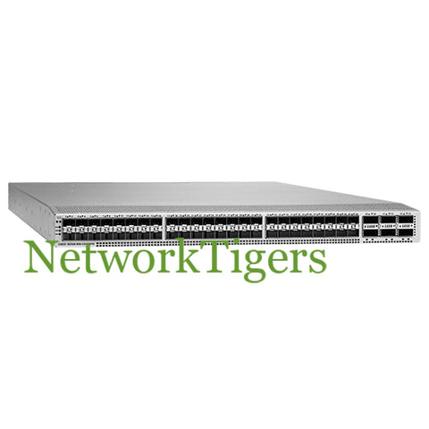 Cisco N3K-C34180YC 48x 25GB SFP+ 6x 100GB QSFP28 Front-to-Back Airflow Switch