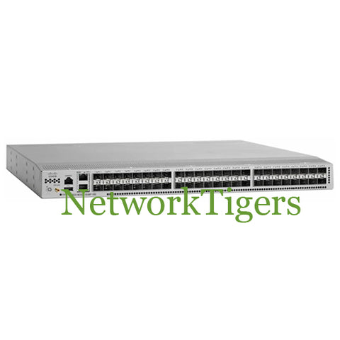 Cisco N3K-C3524P-10G 48x 10GB SFP+ (24x Active) Front-to-Back Airflow Switch