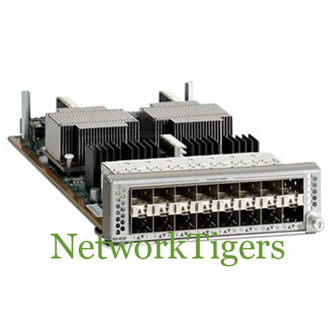 Cisco N55-M16P Nexus 5000 16x 10 Gigabit Ethernet SFP+ Switch Module - NetworkTigers