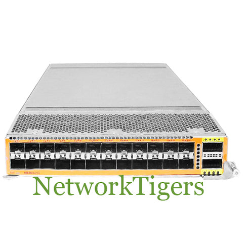 Cisco N56-M24UP2Q Nexus 5000 Series 24x 10 GE SFP+ 2x 40G QSFP+ Switch Module - NetworkTigers