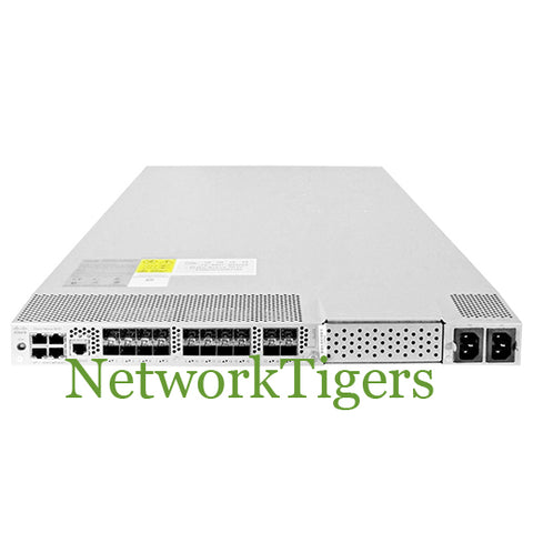 Cisco N5K-C5010P-BFS Nexus N5K Series 20x 10 Gigabit Ethernet SFP+ Switch - NetworkTigers