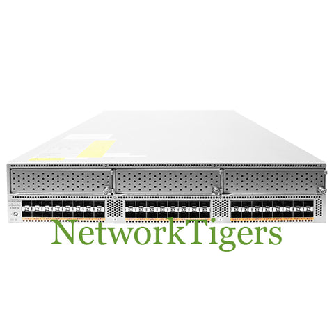 Cisco N5K-C5596UP Nexus 5500 Series 48x 10 Gigabit SFP+ 3x Slot Switch Chassis - NetworkTigers