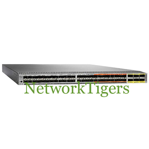 Cisco N5K-C5672UP 32x 10 Gigabit Ethernet SFP+ 16x Unified 6x 40G QSFP+ Switch - NetworkTigers