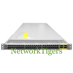 Cisco N6K-C6001-64T 48x 10GB Copper 4x 40GB QSFP Front-to-Back Airflow Switch