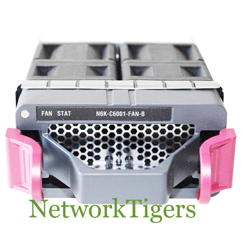 Cisco N6K-C6001-FAN-B Nexus 6001 Series Back to Front Airflow Switch Fan Module - NetworkTigers