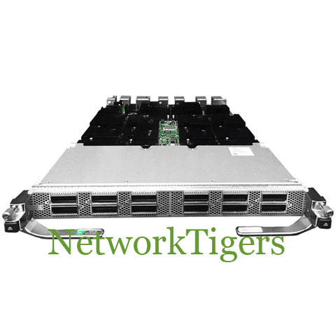 Cisco N77-F312CK-26 7700 F3-Series 12-Port 100 Gigabit Ethernet Switch Module