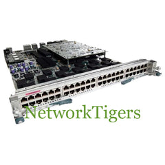 Cisco N7K-M148GT-11 Nexus 7000 Series 48x Gigabit Ethernet RJ-45 Switch Module - NetworkTigers