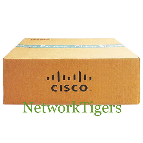 NEW Cisco N9K-C92160YC-X Nexus 9000 Series 48x 25G SFP+ 6x 40G QSFP+ Switch