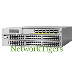 Cisco N9K-C93128TX Nexus 9300 96x 10 Gigabit Ethernet 8x 40G QSFP+ Switch - NetworkTigers