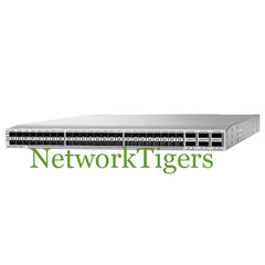 Cisco N9K-C93180YC-EX 48x 25 Gigabit Ethernet SFP+ 6x 100G QSFP28 Switch - NetworkTigers