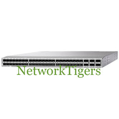Cisco N9K-C93180YC-FX 48x MultiGigabit SFP+ 6x 100G QSFP28 MACsec Switch - NetworkTigers