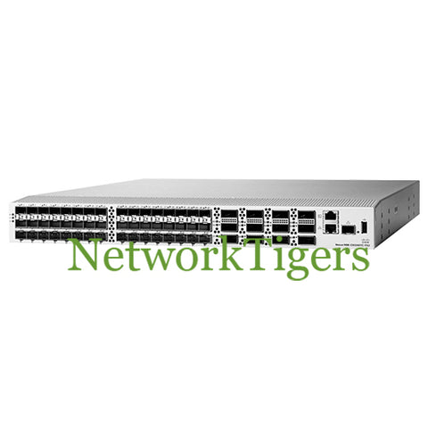 Cisco N9K-C93240YC-FX2 48x 25 Gigabit Ethernet SFP 12x 100G QSFP28 Switch - NetworkTigers