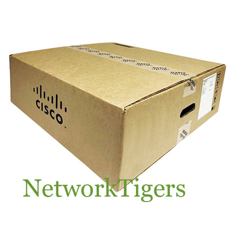 NEW Cisco N9K-C9336C-FX2 Nexus 9300 32x 100 Gigabit Ethernet QSFP28 Switch - NetworkTigers