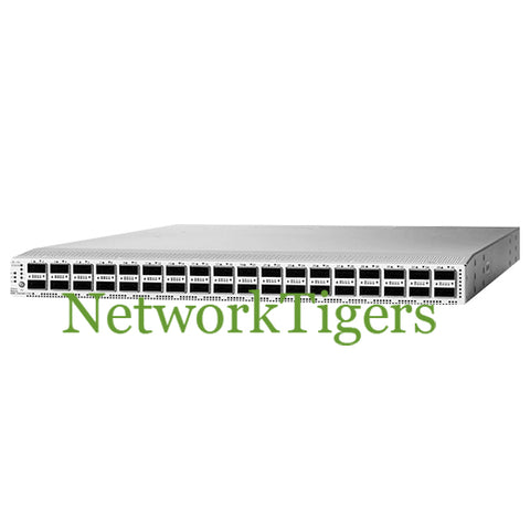 Cisco N9K-C9336C-FX2 Nexus 9300 Series 32x 100 Gigabit Ethernet QSFP28 Switch - NetworkTigers