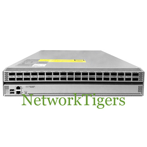 Cisco N9K-C9336PQ Nexus 9000 Series 36x 40 Gigabit Ethernet QSFP+ Switch - NetworkTigers