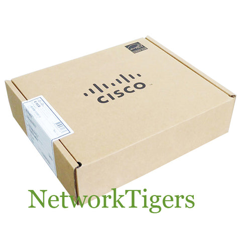 NEW Cisco N9K-C9348GC-FXP 48x GE 4x 25G SFP 2x 100G QSFP Switch Fabric Extender - NetworkTigers